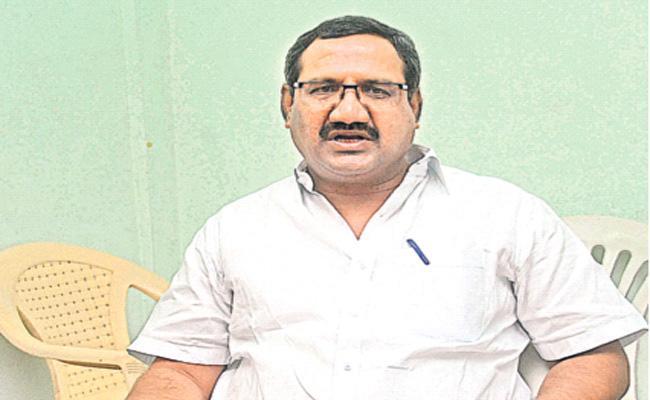 TNGO President Karam Ravinder Reddy Retirement - Sakshi