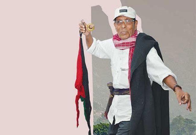 Famous Folk Artist Vangapandu Prasada Rao Passes Away - Sakshi