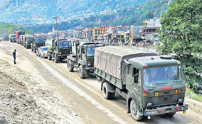 Indian Army to retain additional troops in Ladakh - Sakshi