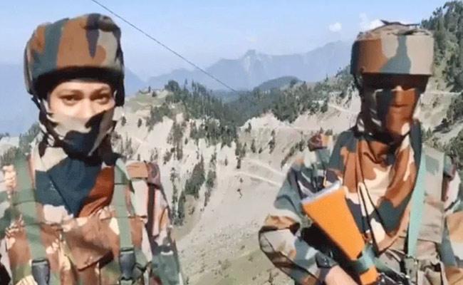 Rifle Women Of Assam Rifles Deployed On LoC Duty - Sakshi