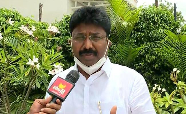 Adimulapu Suresh Comments With Sakshi TV About Nadu Nedu Programme