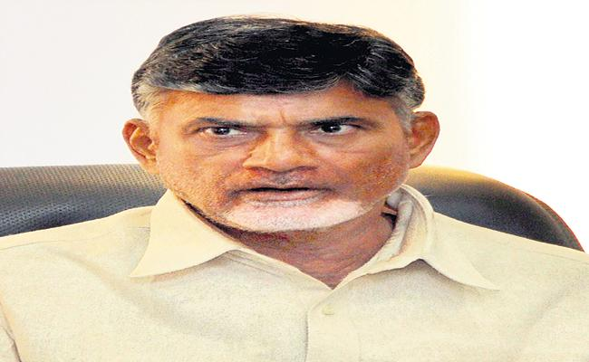 Chandrababu Comments On AP Govt About Three Capitals Issue - Sakshi