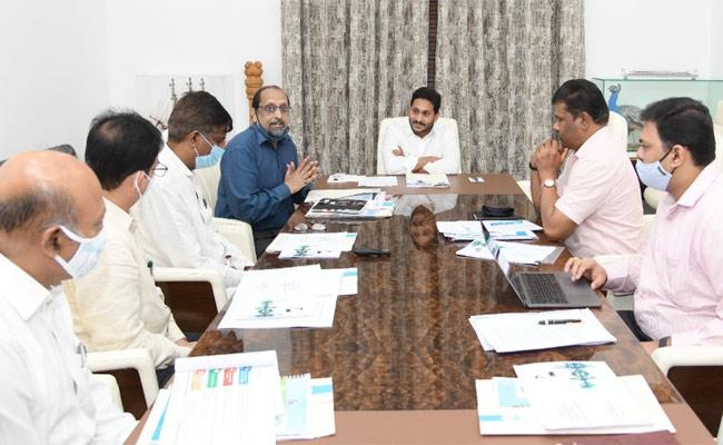 YS Jagan Mohan Reddy Review Meeting About Industrial Accidents - Sakshi