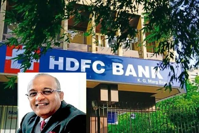 HDFC Bank new CEO Sasidhar Jagdishan  - Sakshi