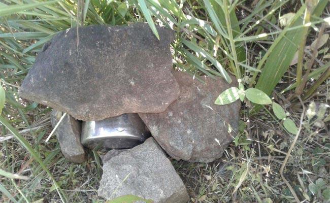 Two People Deceased Maoist Landmine Explosion In Visakhapatnam - Sakshi