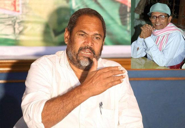 Narayana Murthy Expressed Condoles Over Death Of Vangapandu - Sakshi