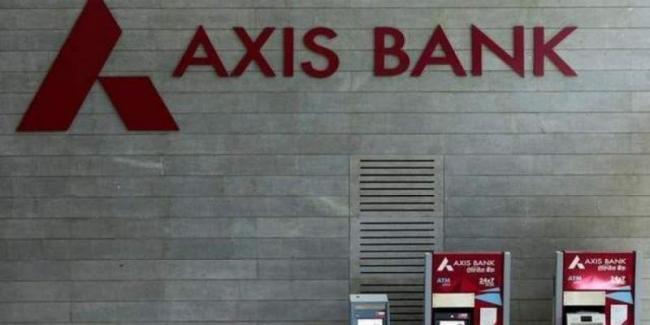 Axis Bank QIP @442- share up - Sakshi