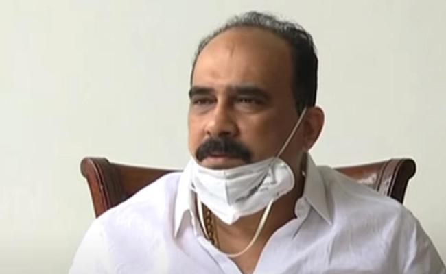 AP: Minister Balineni Srinivas Reddy Tested Covid Positive - Sakshi