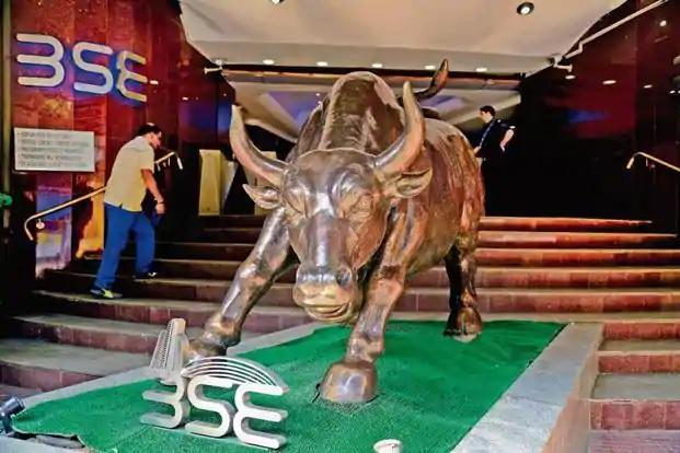 Sensex triple century- crosses 38000 point mark - Sakshi