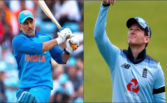 Eoin Morgan Breaks MS Dhoni Record For Most Sixes As International captain - Sakshi