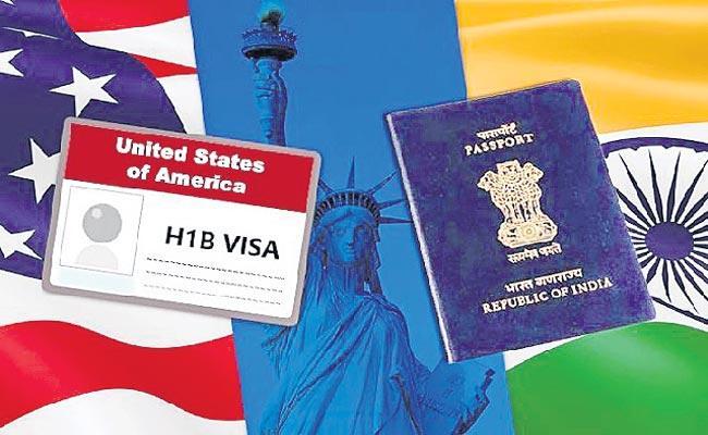 Nasscom Says Donald Trump Order On H1B Visa Based On Misinformation - Sakshi