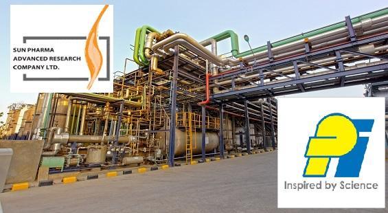 Sun Pharma advanced -PI Industries jumps on Q1 - Sakshi