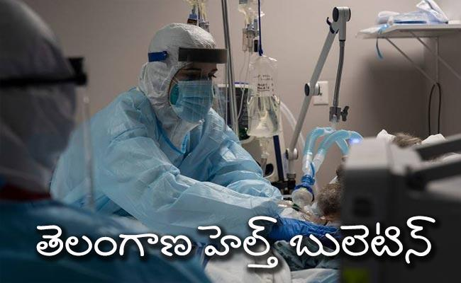 Coronavirus Cases Reached To Above 70000 In Telangana - Sakshi