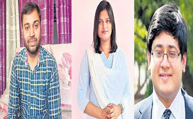 Pradeep Singh Is The Civils Topper From Haryana - Sakshi