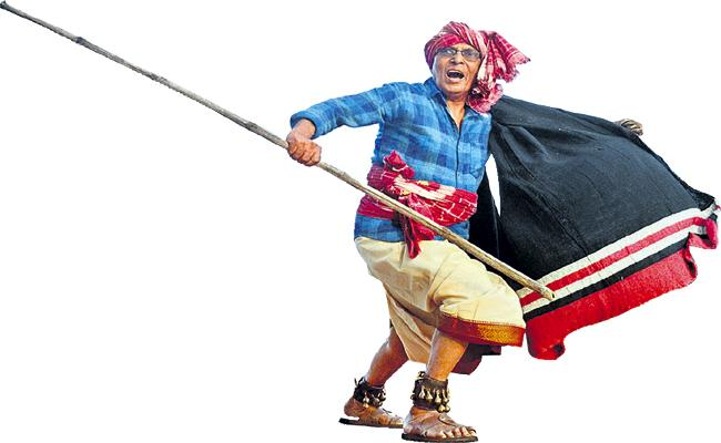 Folk Artist Vangapandu Prasada Rao Passes Away - Sakshi