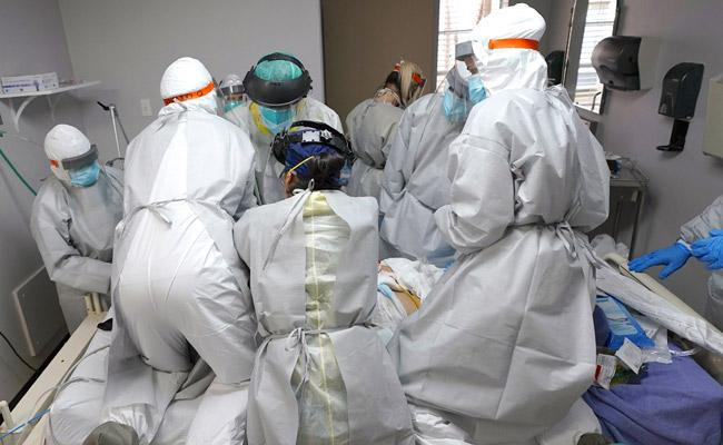 Coronavirus is Claiming One Life Every 15 Seconds - Sakshi