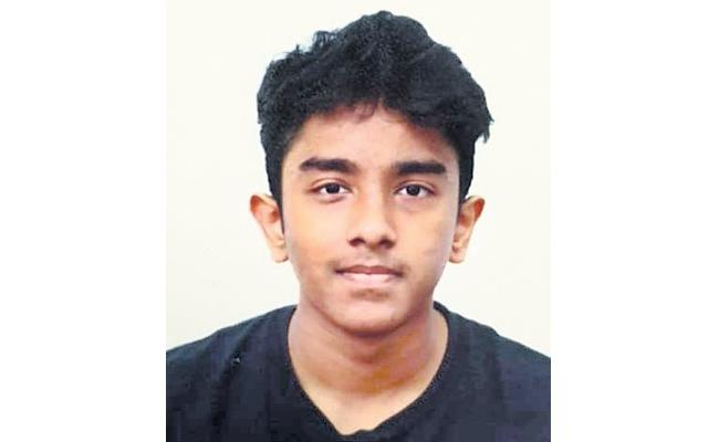 15 Years Indian Boy Donates 20 Lakhs to COVID 19 Victims in Singapore - Sakshi