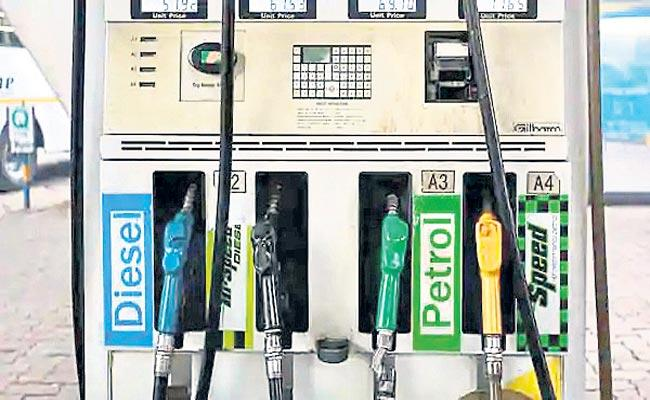 Rs 500 Cr Net Worth Must For Licence To Sell Petrol And Diesel - Sakshi