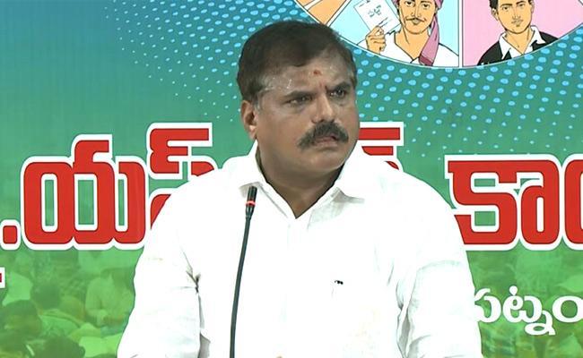 Botsa Satyanarayana Comments On Couter Affidavit By Central In AP Highcourt - Sakshi