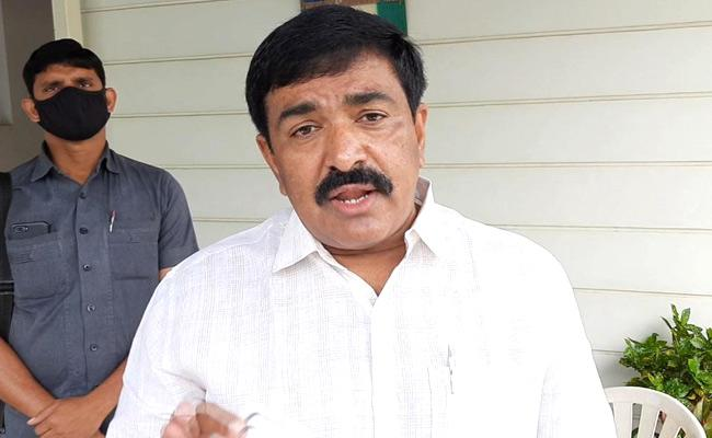YSRCP MLA Dwarampudi Chandrasekhar Reddy Firs On Chandrababu - Sakshi