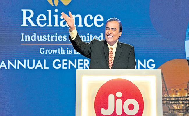 Reliance Industries ranked No 2 IN FutureBrand Index 2020 - Sakshi
