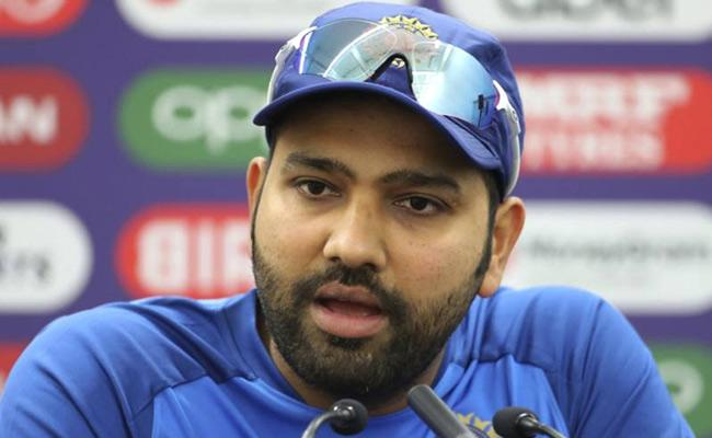 As Captain Iam The Least Important Person In Team Says Rohit Sharma - Sakshi