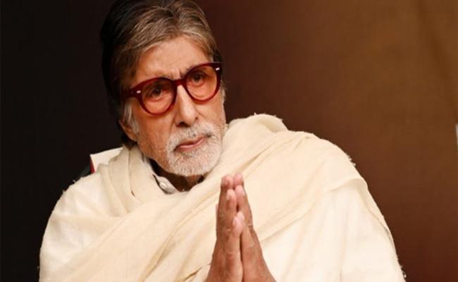 Amitabh Bachchan Apologises For Attributing Prasoon Joshi Poem Of His Father - Sakshi