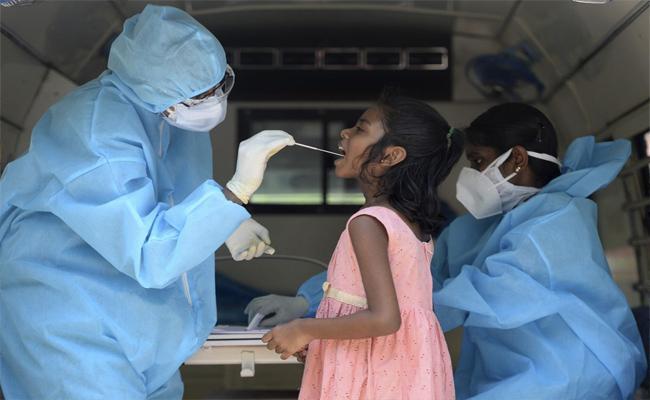 2092 New Coronavirus Cases Recorded In Telangana - Sakshi