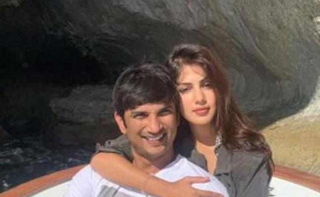 Rhea Chakraborty Was Scheming Put Sushant Singh Rajput In Mental Hospital - Sakshi