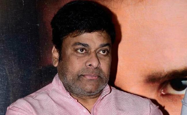 Chiranjeevi Phone To Paruchuri Venkateswara Rao - Sakshi