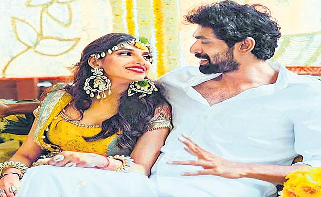 Rana Daggubati and Miheeka Bajaj wedding on august 8 - Sakshi