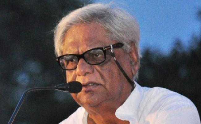 Veteran CPM Leader Shyamal Chakraborty Dies Due To Corona  - Sakshi