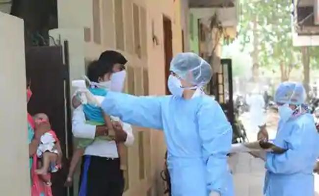 Coronavirus Cases Reached Above 75000 In Telangana - Sakshi