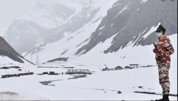 China Offers A New Normal To End Ladakh Border Standoff - Sakshi