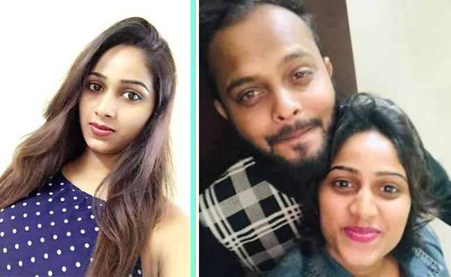 Kamareddy Native Techie Sharanya Found Deceased In Bangalore Home - Sakshi