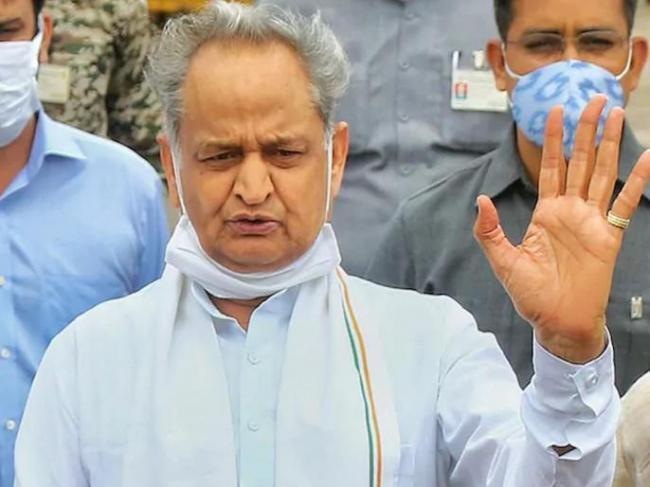 Rajasthan HC dismisses plea against merger of BSP MLAs in Congress - Sakshi