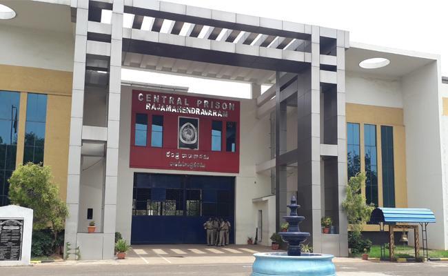 265 Prisoners Effected COVID 19 in Rajamahendravaram Central Jail - Sakshi