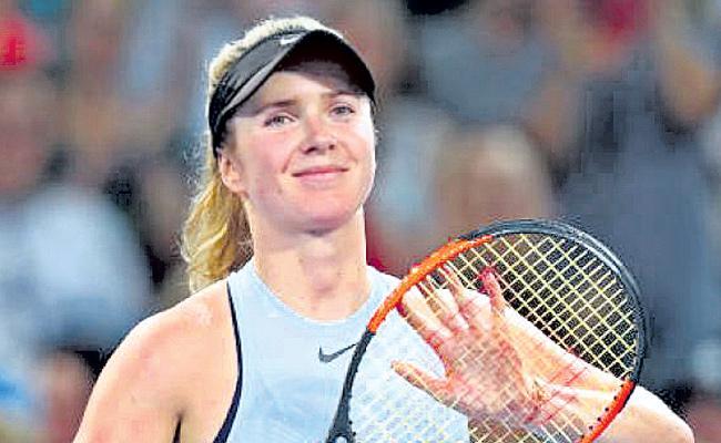 Elina Svitolina To Skip US Open Over Coronavirus Concerns - Sakshi