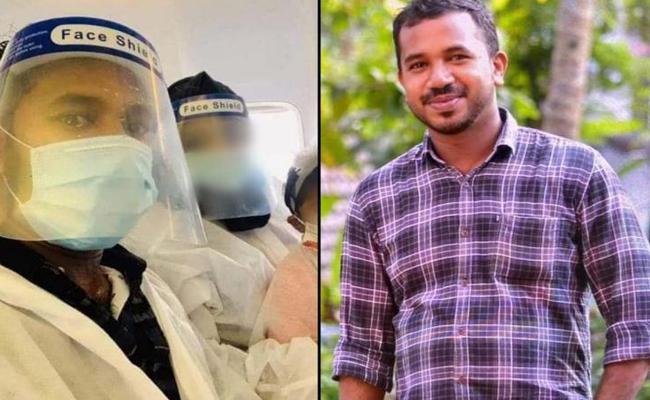 AirIndia Express passenger tragic story who died in mishap - Sakshi
