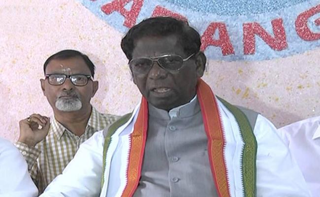 Former MP Nandi Yellaiah Political History - Sakshi