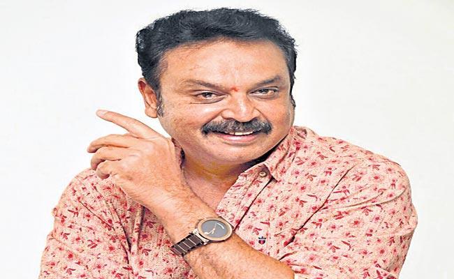 Senior Actor Naresh Interview About Uma Maheswara Ugrarupasya Movie - Sakshi
