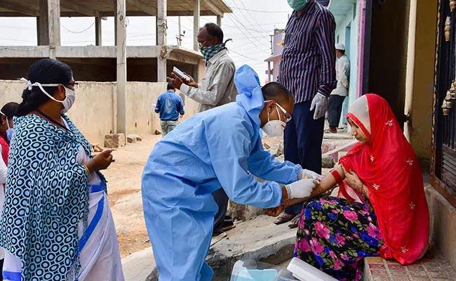 Coronavirus Cases Reached To 77513 In Telangana  - Sakshi