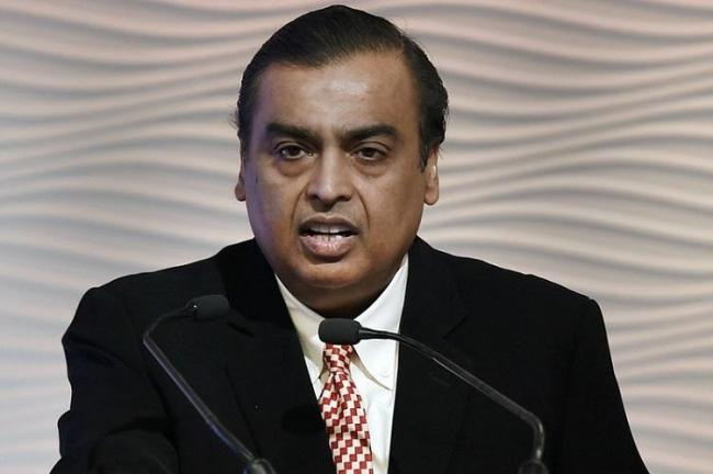 Mukesh Ambani To Become World 4th Richest Person - Sakshi