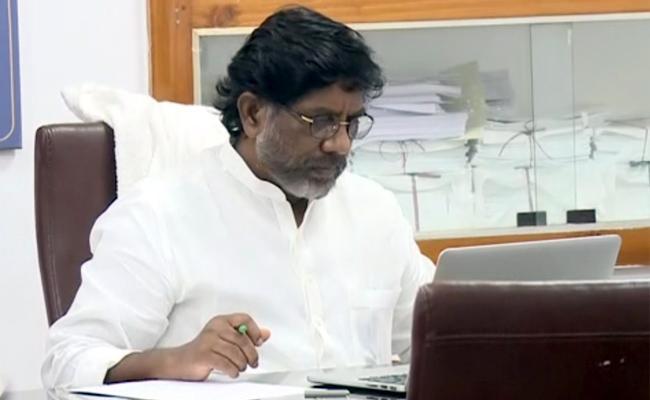 Telangana Congress Leaders Meeting On Zoom App - Sakshi