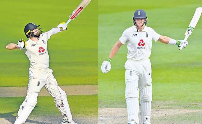England Won First Test Against Pakistan - Sakshi