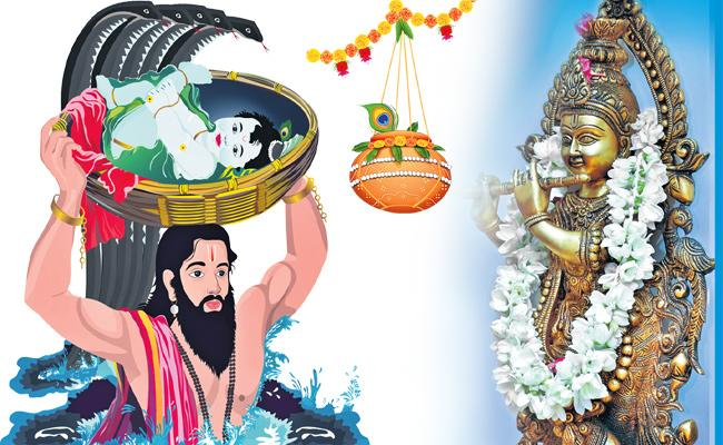 Lord Sri Krishna Special Story In Sakshi Funday