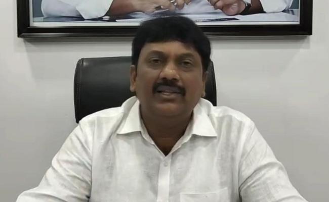 YSRCP MLA Umashankar Ganesh Fires On Ayyanna Patrudu - Sakshi