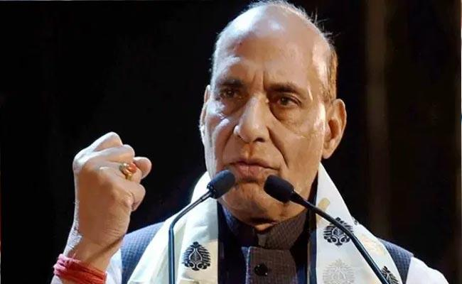 Rajnath Singh Says Import Embargo On 101 Defence Items  - Sakshi