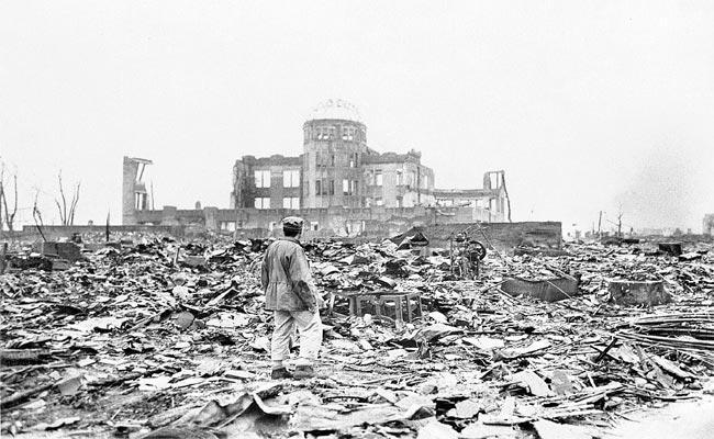 Hiroshima Bomb Explosion Completed 75 Years - Sakshi