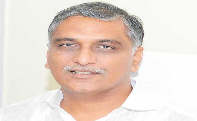 Harish Rao Fires On Central Government Over GST - Sakshi